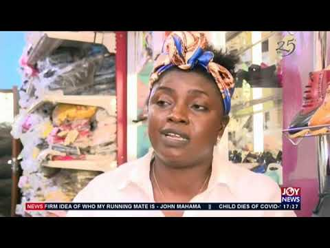 Stimulus Package - Business Live on Joy News (1-5-20)