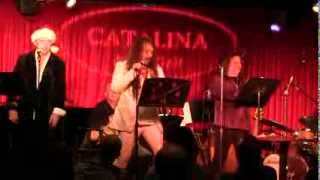 Jess Harnell and Rock Sugar - Don't Stop The Santa Man live
