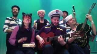 Kapitein Winokio- Mijn fantasie uit Zingt 10 liedjes van de Notenboot