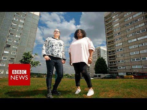 Tower Block Living: We're Not Slum People  - BBC News