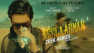 NEELA ASMAN | Zeek Afridi | Music Video Teaser HD-2016
