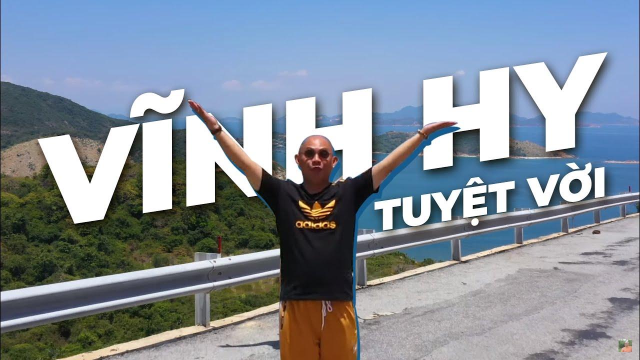 Live Drive #11 : Đẹp như tiên cảnh cung đường biển vào vịnh Vĩnh Hy ?