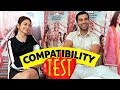 Shaadi Main Zaroor Aana's Rajkummar Rao and Kriti Kharbanda take the compatibility test