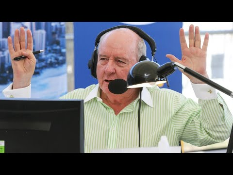 Alan Jones Signs Off From 2GB Post For Final Time