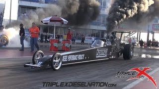 6 SECOND DIESEL DRAGSTER!