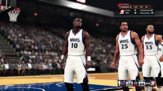 NBA 2K16 Buzzer Beater
