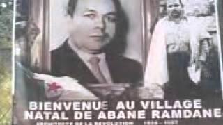 Anniversaire de l'assassinat d'Abane Ramdane par «ses frères»