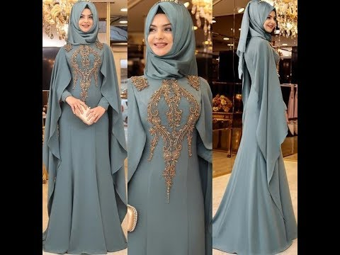 Evening Dresses Islamic Formal Wear Youtube