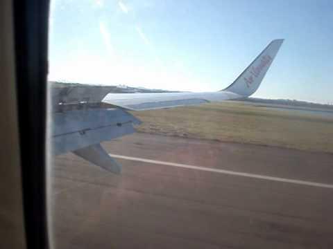 The smoothest landing: Air Vanuatu at Sydney airport