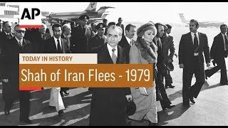 Shah Flees Iran - 1979 | Today In History | 16 Jan 18