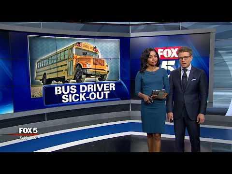 DeKalb County school bus drivers plan strike over pay