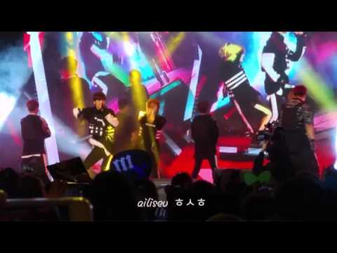 [FANCAM] 151206 Monsta X - Trespass