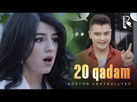 Doston Ubaydullayev - 20 qadam | Достон Убайдуллаев - 20 кадам