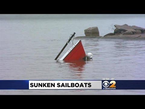 Weehawken Cove 'Boat Graveyard' Mystery Deepens