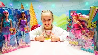 кукла Barbie Video Game Hero Multi-Color Hair DTW05 обзор