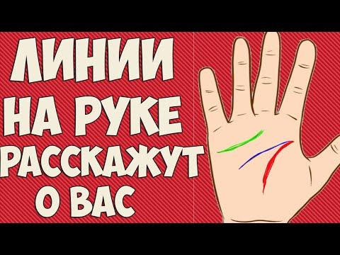 Как читать по руке