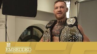 UFC 205 Embedded: Vlog Series - Episode 4