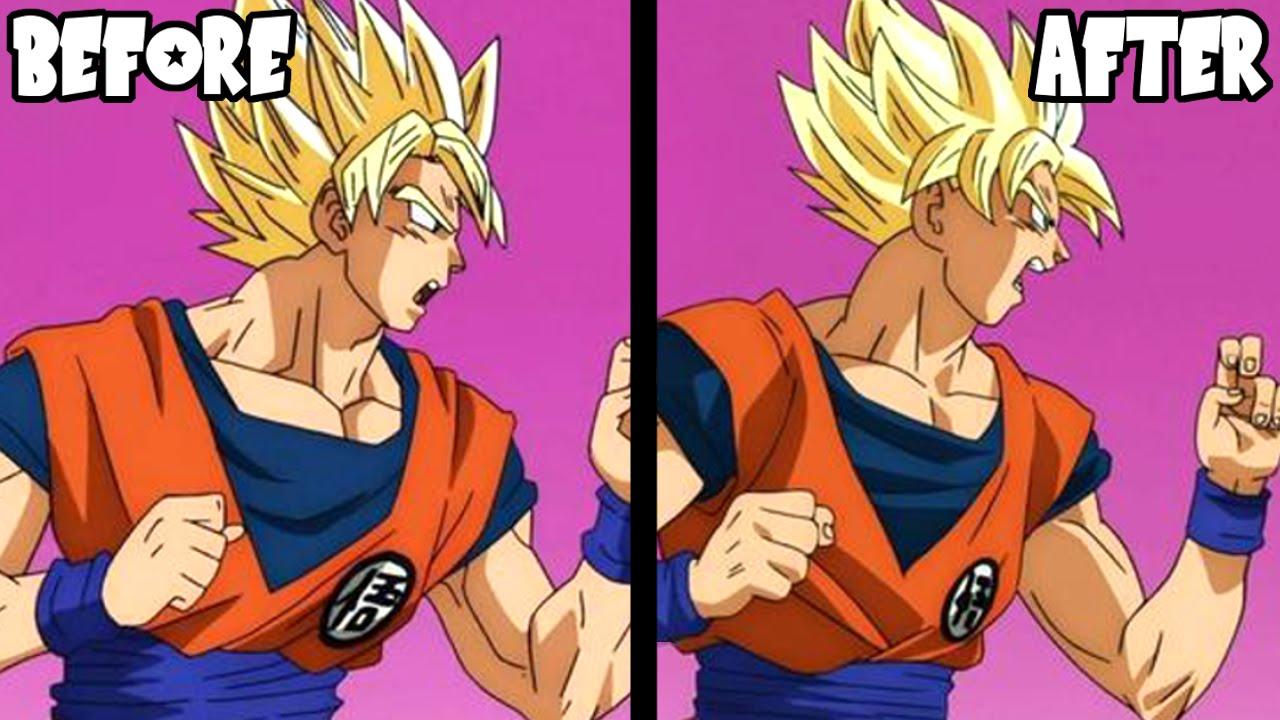 Dragon Ball Super Animation Improvements In Depth Analysis