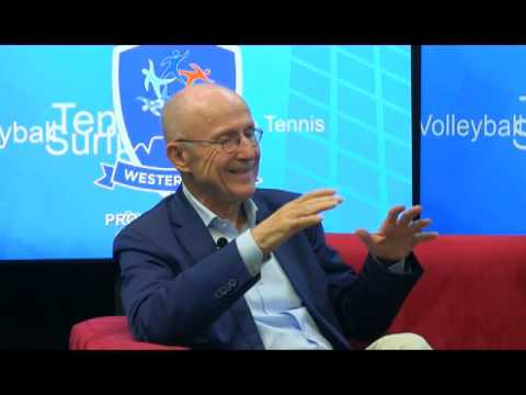Wilfried Lemke: United Nations Special Advisor on Sports for Development and Peace