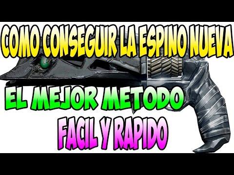 DESTINY | COMO CONSEGUIR EL CONTRATO DE LA ESPINO DEL AÑO 3,METODO FACIL Y RAPIDO!