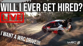 WRC 8 - Why Can't I Get A WRC Drive?!