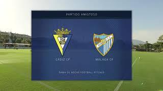 DIRECTO | Amistoso de pretemporada: Málaga CF - Cádiz CF