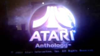 Atari anthology on the Xbox hard drive