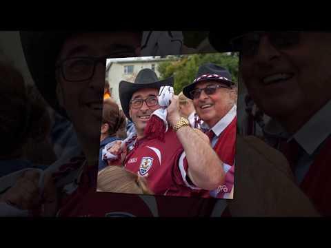 GALWAY HURLING CHAMPIONS 2017 *Homecoming - Ballinasloe