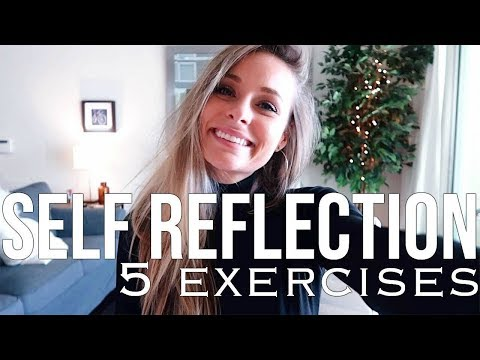 5 SELF REFLECTION EXERCISES | Journaling Prompts For Self Analysis & Awareness | VLOG