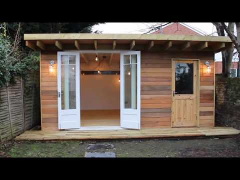 Man Cave -She Shed - Garden Office