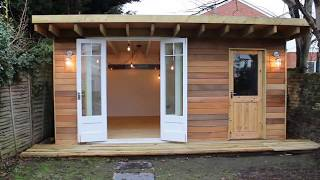 Man Cave - She Shed - Garden Office