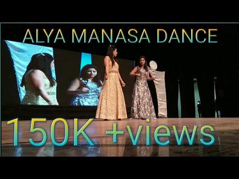 A beautiful dance by alya Manasa (SEMBA) and Deepika jain (kovai Princess)