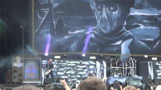 Volbeat : Dead but Rising Live at Download 2014 (Full HD1080P)