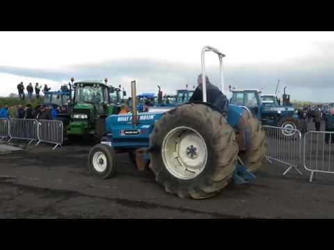 Tractor Pulling at the Ford Big 100
