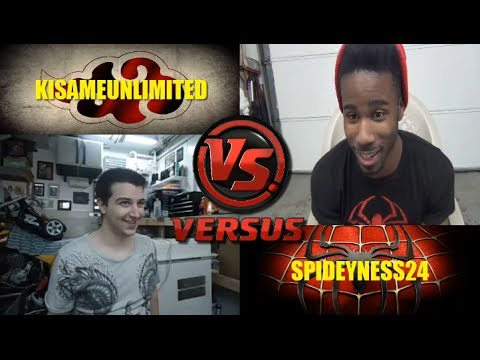 *LIVE* Spidey Vs Kisame End Of The Format Battle! (Six Path Of Pain Vs Spidey Spotlight)