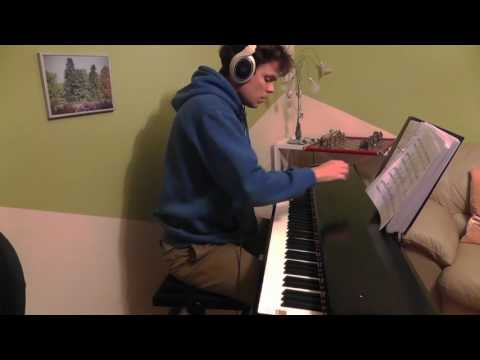 Roxette - Listen To Your Heart - Piano Cover - Slower Ballad Cover