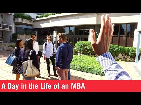 A Day in the Life of an MBA. IESE Business School
