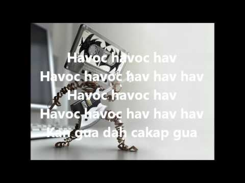 Havoc-Joe Flizzow ft.Altimet and SonaOne (Lirik) Travel Video