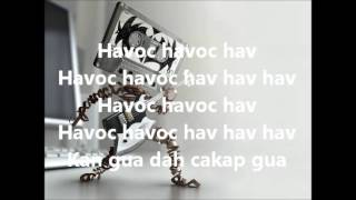 Havoc-Joe Flizzow ft.Altimet and SonaOne (Lirik)