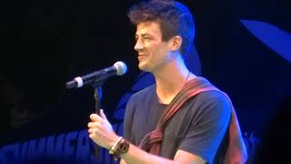 Grant Gustin -  Running Home To You (Flash) @ Elsie Fest 2018
