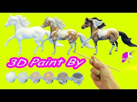 My Little Pony Paintfolio Watercolor MLP Water Color Pa