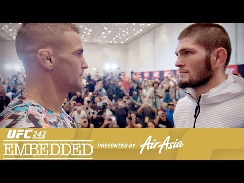 UFC 242 Embedded: Vlog Series - Episode 5