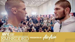 UFC 242 Embedded: Vlog Series - Episode 5