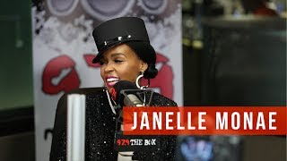 Janelle Monae Reveals The First Time Prince Called Her, Talks Vagina Pants, & More