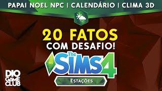 20 fatos sobre the sims 4 estações com desafio notícias e novidades diogameclub