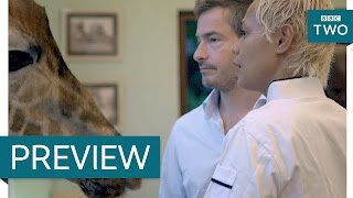 Breakfast with giraffes - Amazing Hotels: Life Beyond the Lobby | Episode 3 Preview - BBC Two