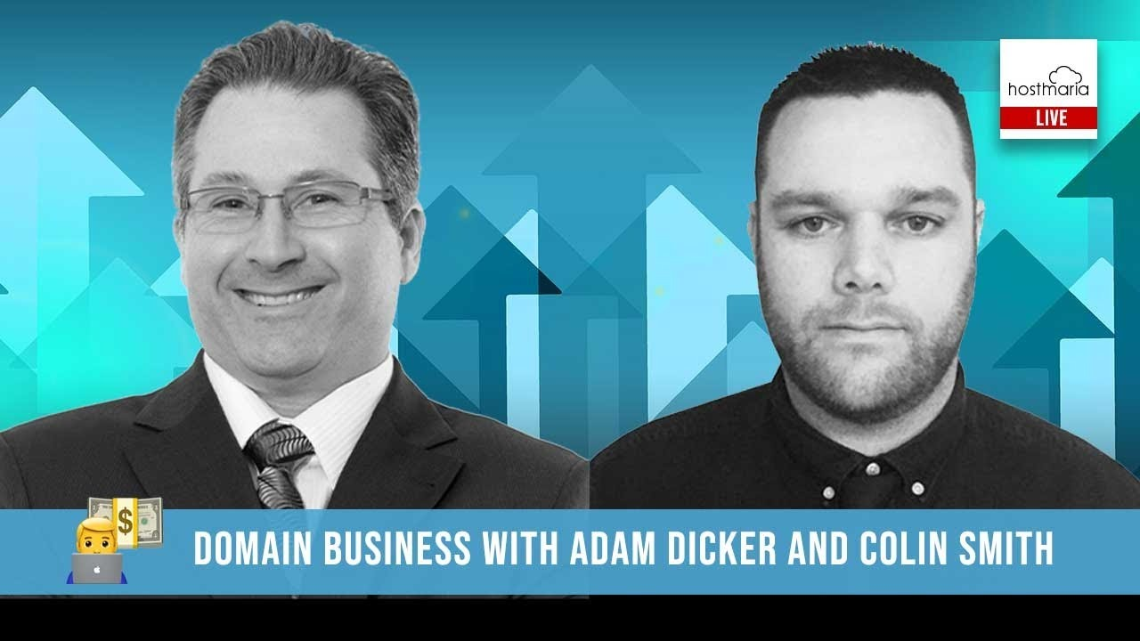 Domain Business with Adam Dicker and Colin Smith of Flip.uk