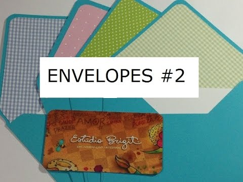 Envelopes #2 - VIDEO