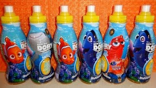 2017 NEW 30 Surprise Drink Disney Finding Dory Figures Full Collection
