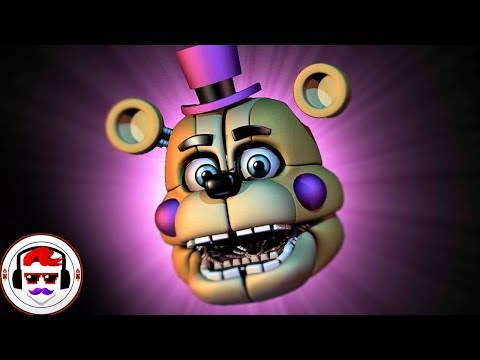 Five Nights at Freddy's Ultimate Custom Night Rap | Custom Night Song | Rockit Gaming